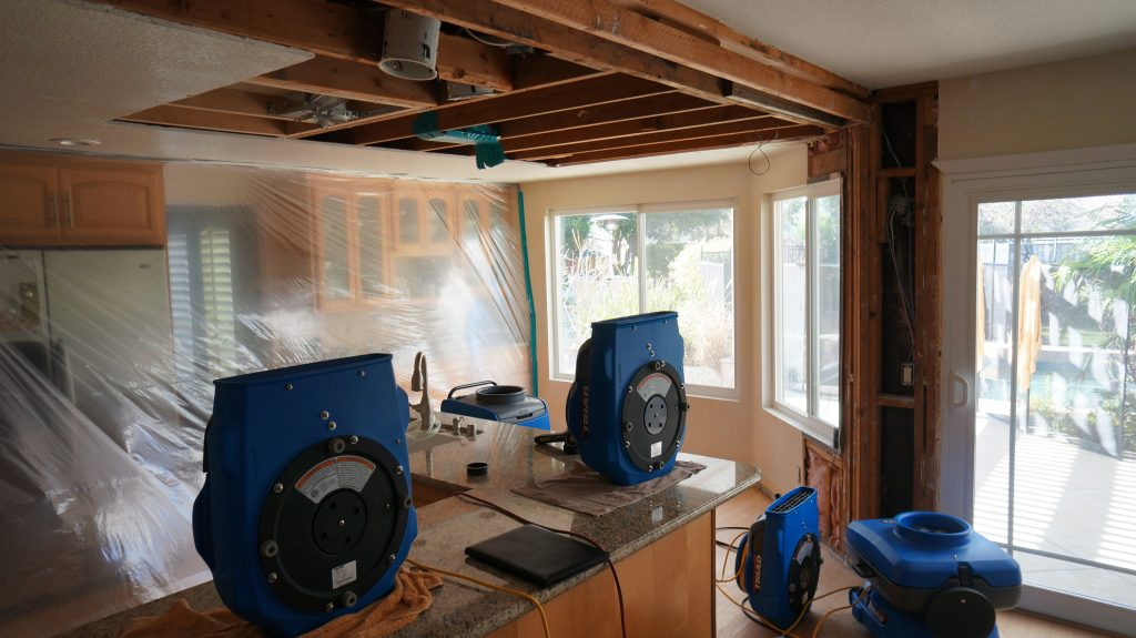 Jacksonville Residential Water Damage Restoration Services